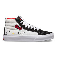 Vans Hello Kitty SK8-Hi Slim (plush/true white)