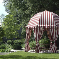 Cappucina--Pavilions and Tents | Custom Made Tents - Gazebos - Garden Pavilions