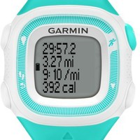 Garmin Forerunner 15 GPS Fitness Monitor Bundle - Women's