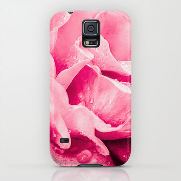 Pink Drops iPhone & iPod Case by Ia Loredana | Society6