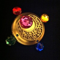 Sailor Moon Manga Brooch by Naoko Takeuchi for by smcosplay