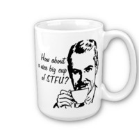 Funny Coffee Hur Mug from Zazzle.com