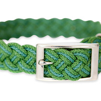 Central Park Braided Collar, Collars