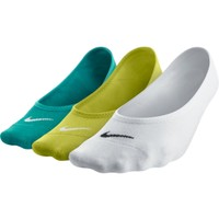 Nike Women's Lightweight Footie Sock 3 Pack