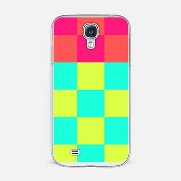 Checkers Galaxy S4 case by DuckyB | Casetify