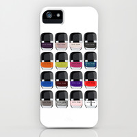 Marc Jacobs nail polish iPhone & iPod Case by 23madisonstudio