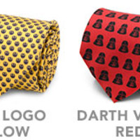 Star Wars Silk Ties