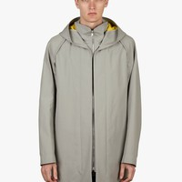 Jil Sander Men's Cile Show Jacket Raincoat