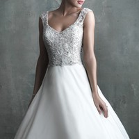 Beaded Wedding Gown by Allure Bridals Couture