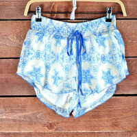 ITALIAN MUSE SHORTS | Paper Kranes
