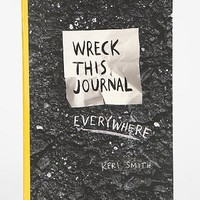 Wreck This Journal Everywhere By Keri Smith - Urban Outfitters