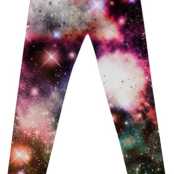 Nebula Galaxy Stars created by organicsaturation | Print All Over Me