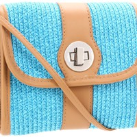 Magid Paper Straw Lock P852 Cross Body 