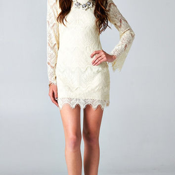 LOVE LACE DRESS