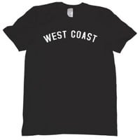 West Coast Tee Shirt