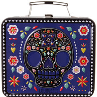 Darling Day of the Dead Lunchbox