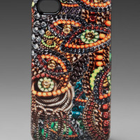 DANNIJO MAN REPELLER X Dannijo Mash Up iPhone Case in Orange Multi at Revolve Clothing - Free Shipping!