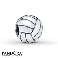 Pandora Charm Volleyball Sterling Silver