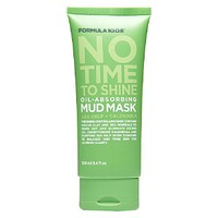 Formula 10.0.6 No Time to Shine Oil Absorbing Mud Mask