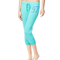 LLD 97 Lounge Fleece Capris