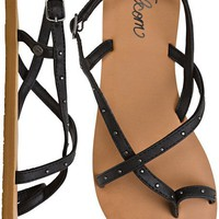 VOLCOM CRAZY TOWN SANDAL  Womens  Featured  Top Trend | Swell.com