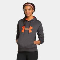 Under Armour Women's UA Big Logo Applique Hoodie