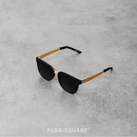Super Gold Leg Wayferer Sunglass