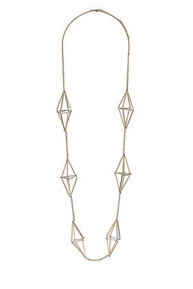 Tube Diamond Necklace - Jewelry - New In This Week - Topshop USA