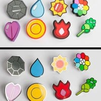 Sanshee.com					| Store | Gym Badges: Gen 1