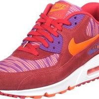 Nike Air Max 90 Essential shoes red orange