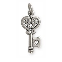 Key to My Heart Charm | James Avery