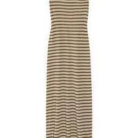 DAY Birger et Mikkelsen | Striped jersey maxi dress | NET-A-PORTER.COM