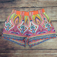 GATSBY GLAMOUR SHORTS – LaRue Chic Boutique