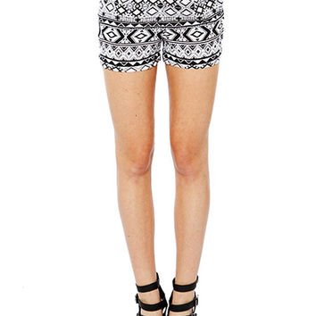 Papaya Clothing Online :: BOHEMIAN SHORTS