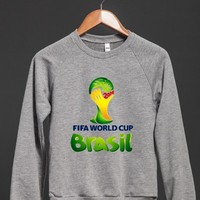 Limited Edition World Cup Brazil 2014 Sweatshirt Collections