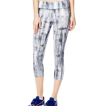 LLD City Mist Crop Leggings