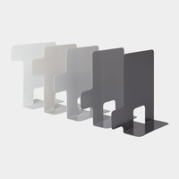 Indice Bookends - Grey | MoMA