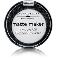 FREE deluxe sample (0.20 oz.) Matte Maker Invisible Oil Blotting Powder w/any $30 Laura Geller Beauty purchase