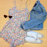 Milly Romper
