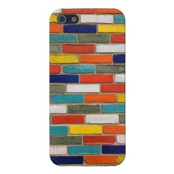colorful bricks