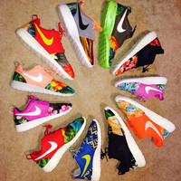 Custom Make Your Own Roshe Run