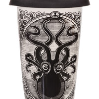 Kraken Up Octopus Travel Mug