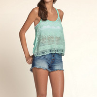 Westward Beach Lace Cami