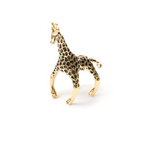Leaping Giraffe Ring