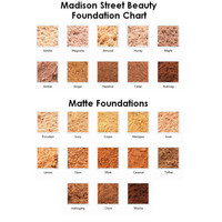 Porcelain Foundation - Large Mineral Foundation - MSB00965