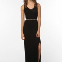 UrbanOutfitters.com &gt; Go Make Noise Slub Knit Maxi Dress
