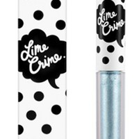 Lime Crime Reason Silver Liquid Eyeliner