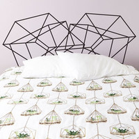 ModCloth Urban Prism Perfection Wall Decal