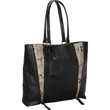 kensie City Snake Tote - eBags.com