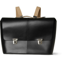 Brooks England - Eton Leather Briefcase | MR PORTER